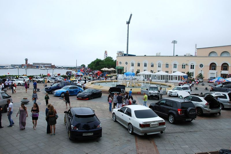 Car Audio Championship Vladivostok