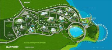 В игорной зоне «Приморье» строится «Город развлечений»