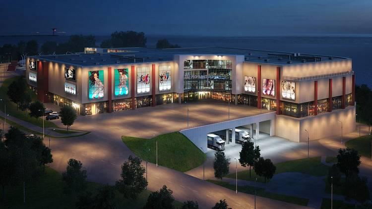 Торговый центр на Калинина