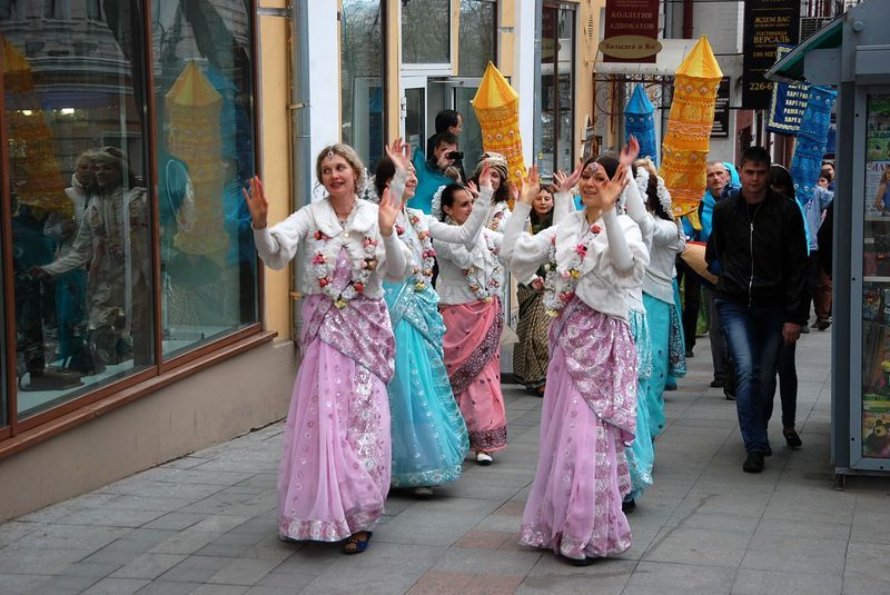 Hare Krishna Vladivostok photo