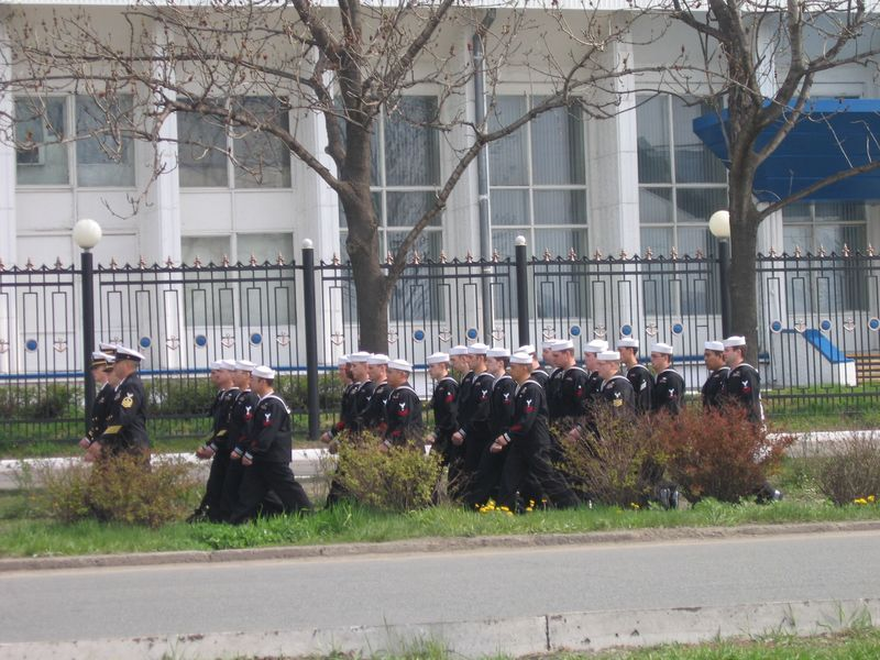 Sailors Vladivostok photo