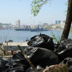 Мотивирующие урны появятся во Владивостоке