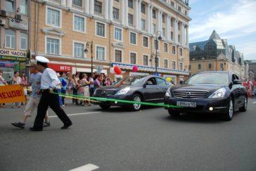 Арендовать автомобиль во Владивостоке