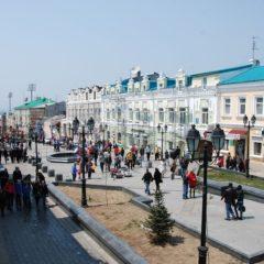 Индивидуальные путешественники выбирают Владивосток
