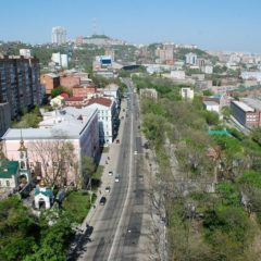 Владивосток перегнал Сочи по популярности среди иностранцев