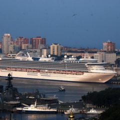 Владивосток стал безвизовым