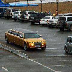 Лимузины во Владивостоке
