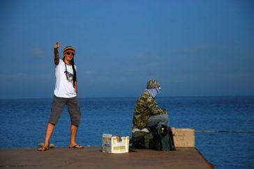 Рыбаки Владивостока