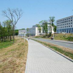 Кампус ДВФУ на острове Русский