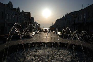 Солнечный Владивосток