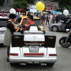 На центральной площади пройдет фестиваль автомотоспорта