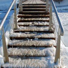 Город лестниц