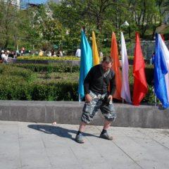 Танцоры Владивостока