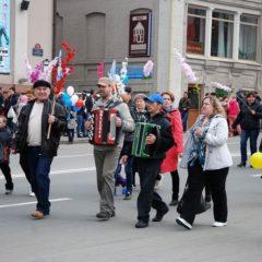 Программа 1 мая во Владивостоке