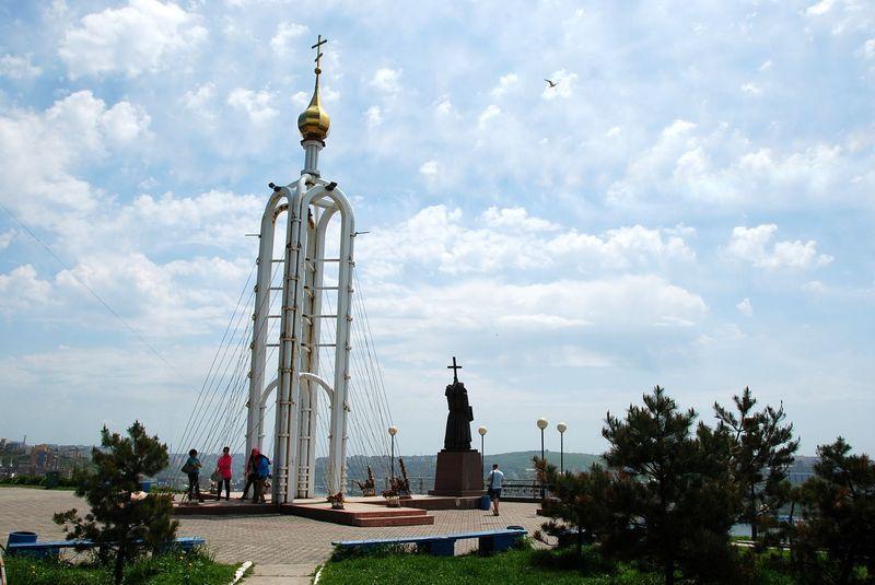 Vladivostok lights