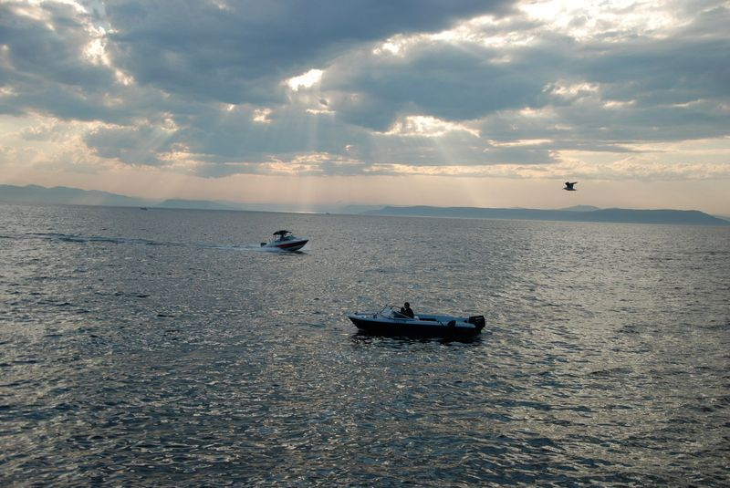 Vladivostok sunsets