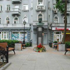 Памятник Якову Семёнову