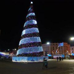 новый год во владивостоке