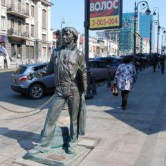 Памятник моряку торгового флота