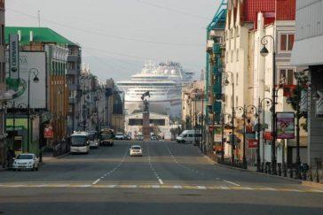 круизное судно
